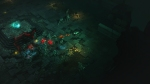 Diablo III_beta_DH vs skeletons