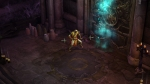 Diablo III_beta_Monk at the door