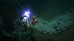 Diablo III_beta_Monk attacks a caster