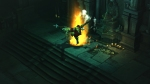 Diablo III_beta_Monk just kickin it