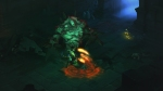 Diablo III_beta_Monk vs Unburied