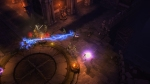 Diablo III_beta_Wizard casting Electrocute