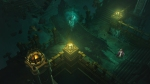 Diablo III_beta_Wizard tracking down the Skeleton King