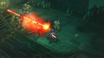 Diablo III_beta_Wizard vs Skeleton King 2